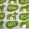 DOGS grön/vit